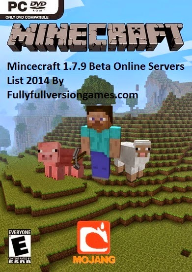 Minecraft free download full version pc windows 7
