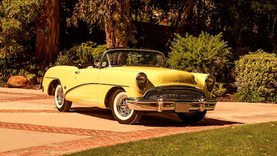 1954 Buick Skylark Convertible Front Right