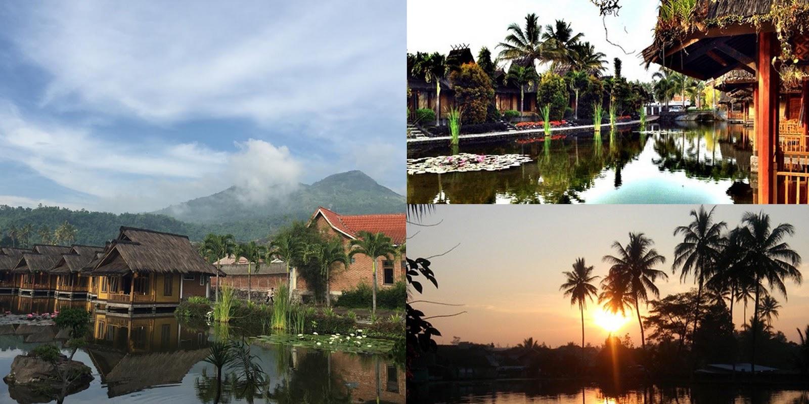 Banyu Alam Resort Hotel Penginapan Menawan Di Kaki Gunung Guntur