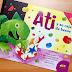 Reseña: Ati y su caja de besos - Elena Laguarda Ma. Fernanda Laguarda