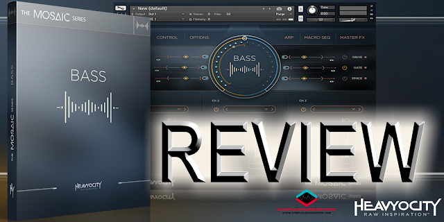 Mosaic Bass  SAMPLE SOUND REVIEW