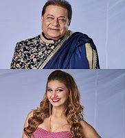 Anup Jalota & Jasleen Matharu Bigg Boss 12 Contestants Jodi Photos