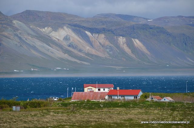 Islandia wyspa lodu i ognia- Półwysep Snæfellsnes (Snaefellsnes)