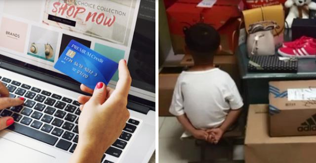 Yare-yare, Bocah Ini Diam-diam Belanja Online hingga Total Rp 139 Juta dengan Uang Orangtuanya!