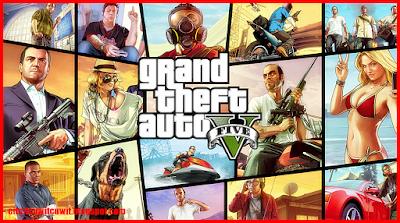 Game Pc Terbaik Terpopuler grand theft auto