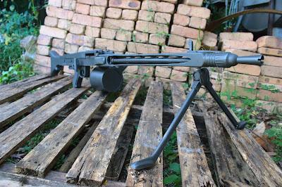 MG3 Machine Gun 3D Printed MG42 WW2