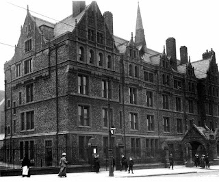 Royal Infirmary in 1908 (www.liverpoolpicturebook.com)