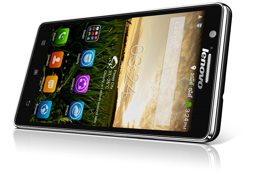 Lenovo A328: Specs, Price and Availability