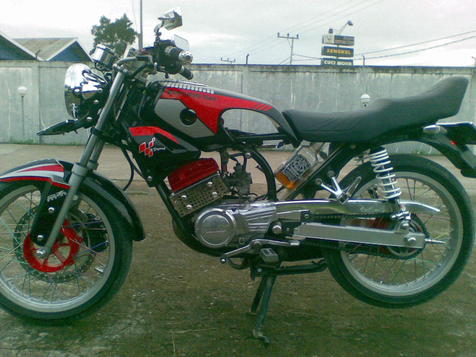 Motor Modifikasi RX King Power
