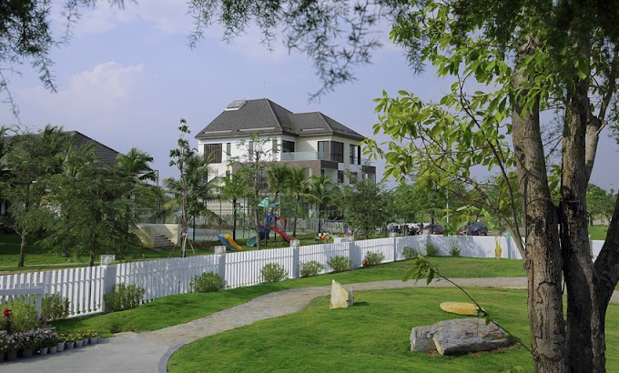 Jamona Home Resort - Dự án resort - biệt thự cao cấp tại Thành phố Thủ Đức