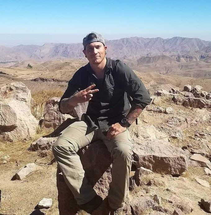 Afghanistan vet Ricky Nelson found solace in archaeology from his injuries and his PTSD. But his dreams were dashed and he felt forced to give them up. Now he is gone. Here is his story.