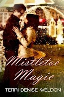 Mistletoe Magic on Amazon