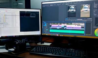 dual monitor windows 10