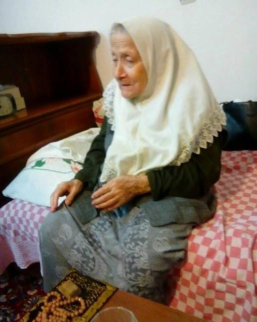 مادر مجاهدان شهید مادر سلیمه رهبر