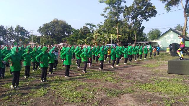 Sehatkan Badan Saat Hari Juang TNI Angkatan Darat