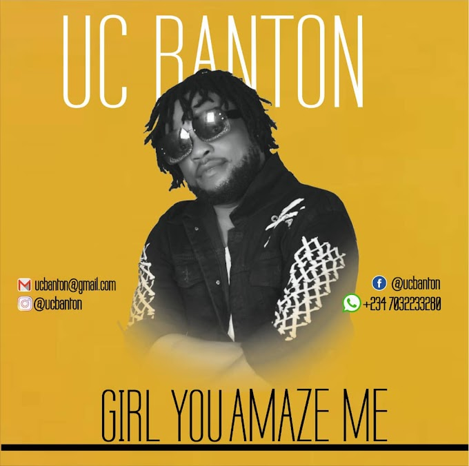 DOWNLOAD MP3: Uc Banton - Girl You Amaze Me
