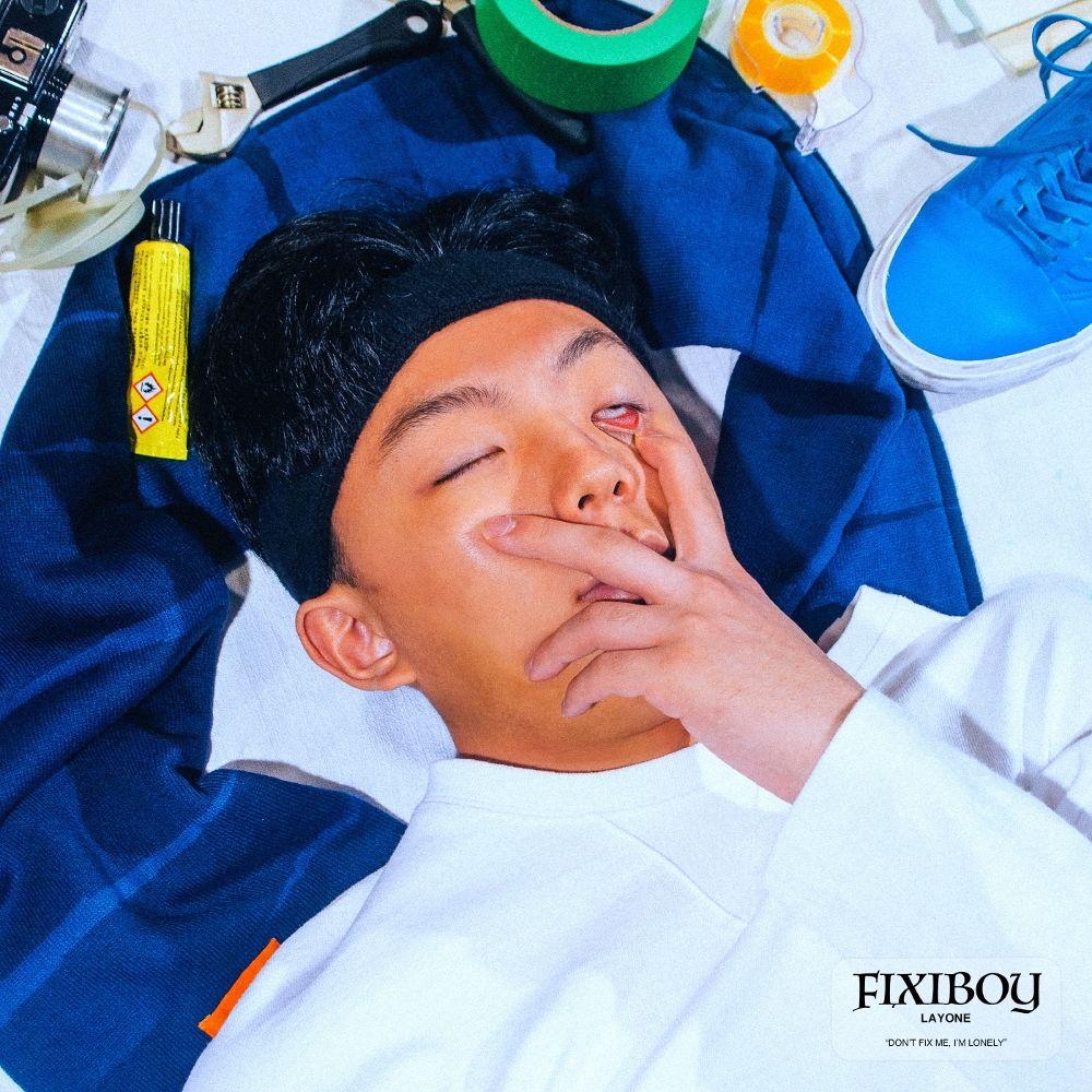 Layone – Fixiboy – EP