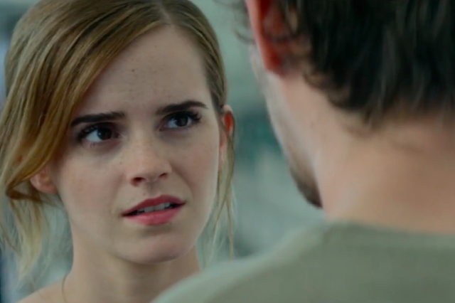 Tom Hanks and Emma Watson star in The Circle