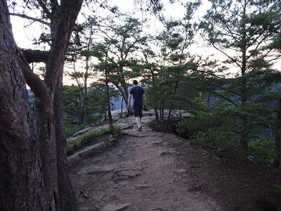 DSC02830 - Traveling West Virginia - Hawks Nest - New River Gorge Trail