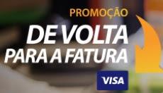 Promoção VISA 2018 De Volta Para Fatura Dinheiro de Volta Crédito Fatura