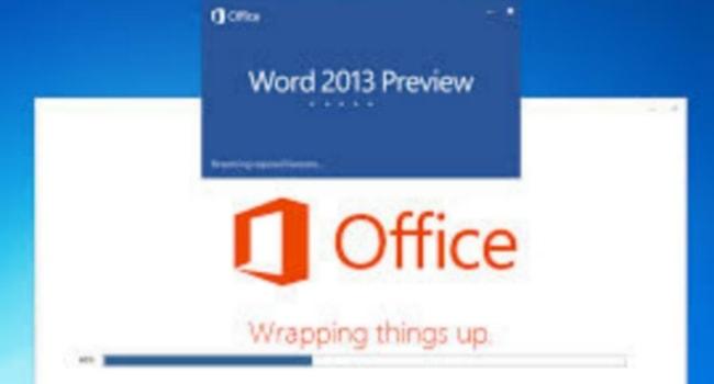 Banyak solusi untuk membuka apps MS. Office 2013