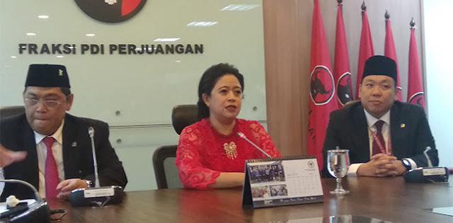 Puan Maharani Akui Bakal jadi Ketua DPR, Urusan Pimpinan MPR Masih Dirapatkan