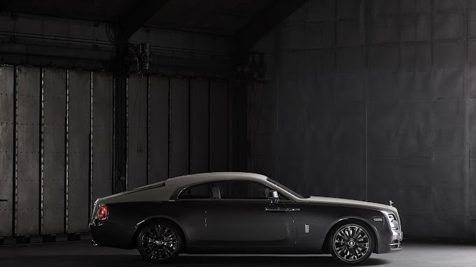 About Rolls-Royce Wraith Eagle VIII Model