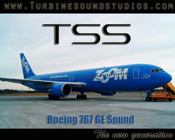 FS PRO BRASIL SERVER: : TURBINE SOUND STUDIOS - BOEING 767 GE