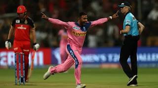 Shreyas Gopal Hat-trick - RCB vs RR 49th Match IPL 2019 Highlights