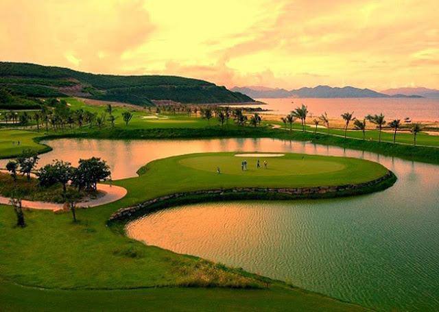Sân Golf Vinpaerl Long Biên