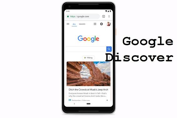 طريقة التبديل إلى Google Discover على جهاز Galaxy S21