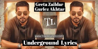 underground-lyrics