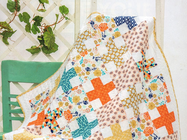 Symone Quilt : FREE PATTERN