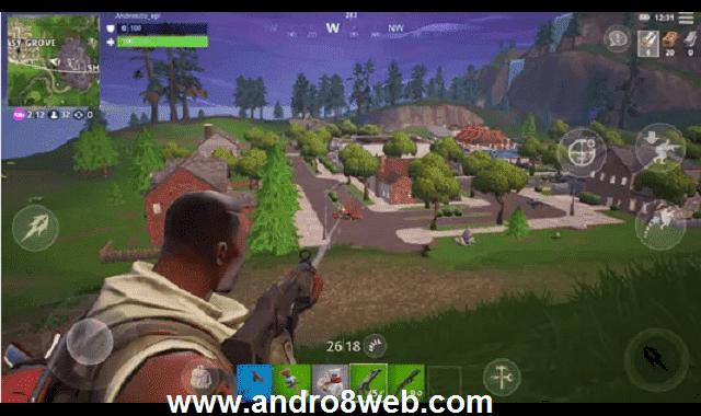 تحميل لعبة فورت نايت للأندرويد 2020 | Fortnite Apk V12.60.0-13333624