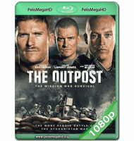 THE OUTPOST (2020) WEB-DL 1080P HD MKV INGLÉS SUBTITULADO