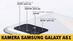 Samsung Galaxy A51 Spesifikasi dan Harga