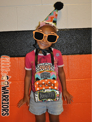 Student birthday pictures