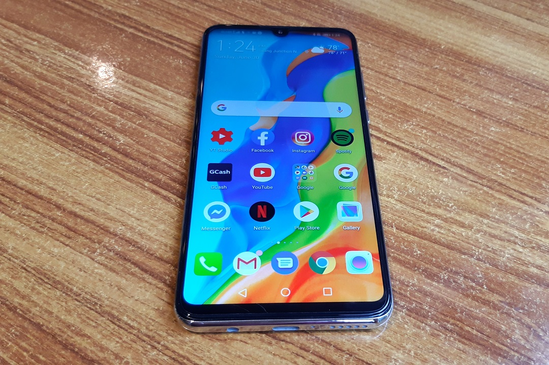 Huawei P30 Lite Review: Battery