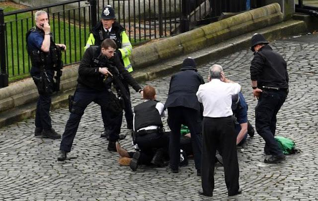 El atacante de Londres era británico y había sido investigado por el MI5