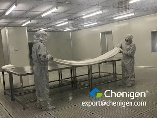Chenigen 4.5 Meters Class 10 Polyester Wipes/Cleanroom Wipers -3