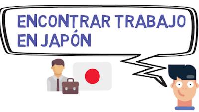 Encontrar trabajo en Japón