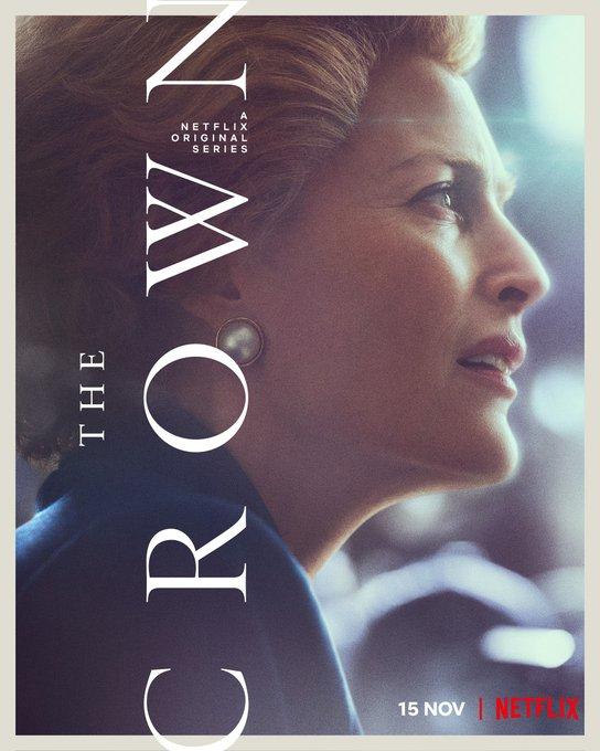 The Crown, Season 4: Stills + Posters
