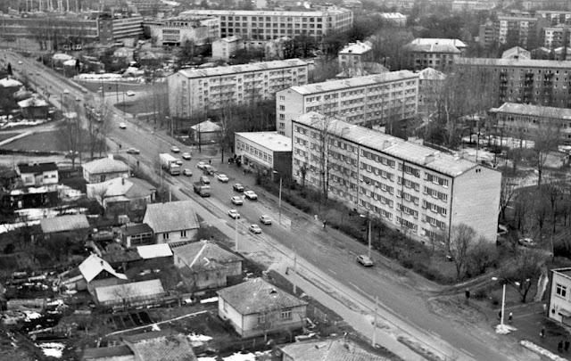 1989 год. Рига. Пурвциемс. Панорама (фото: monokhromov)