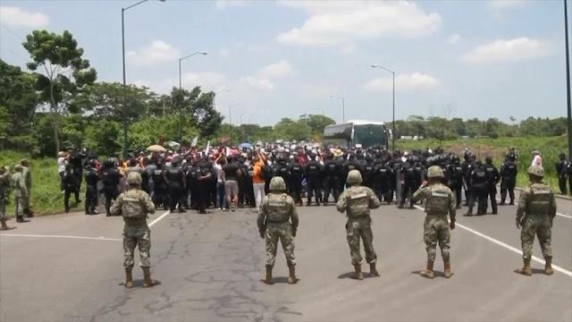 Acuerdo entre EEUU y México preocupa a migrantes centroamericanos