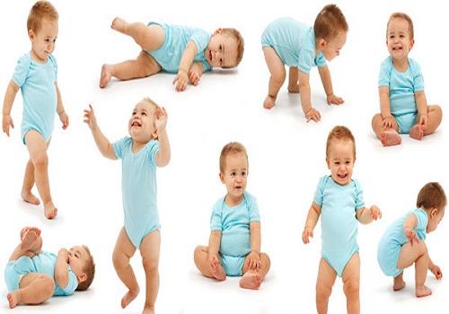 Tahap Perkembangan Bayi