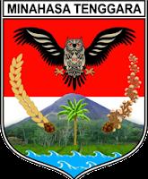 Logo / Lambang Kabupaten Minahasa Tenggara