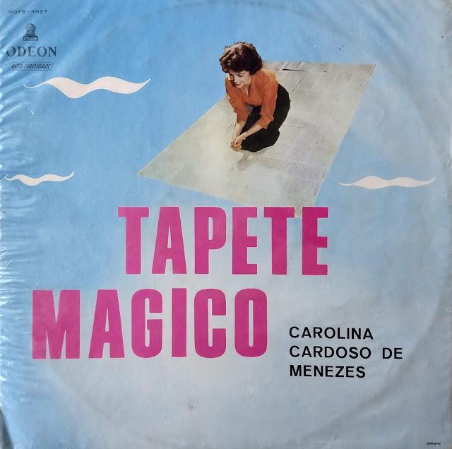 b6c1af4553 Carolina Cardoso De Menezes – Tapete Mágico (1960)
