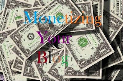 ways to monetise your blog