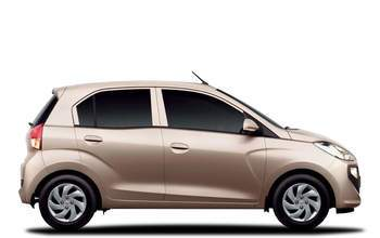 All-New 2018 Hyundai Santro side view Wallpaper