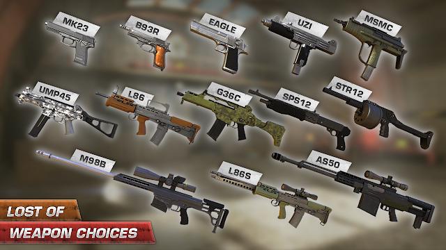 تحميل لعبة Range Shooter أطلق النار للأندرويد